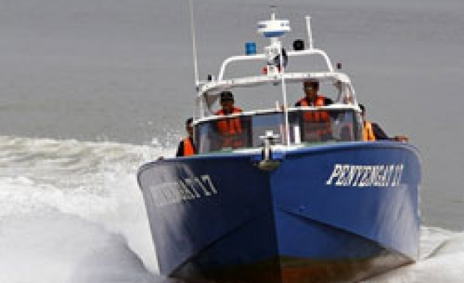 Malaysia captures seven pirates from Indonesia