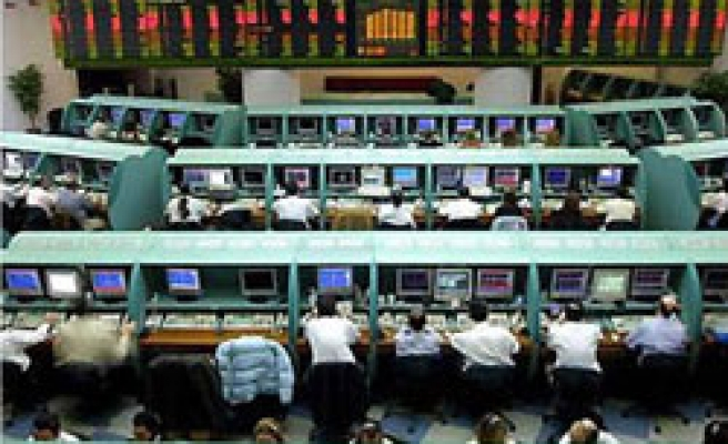 Foreign share in Turkey's main stock market down