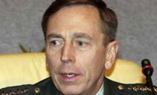 US's Petraeus in Uzbekistan for Afghan supply route talks