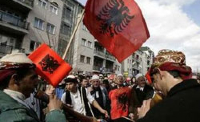 Kosovo celebrates first aniversary of independence from Serbia