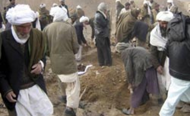 Civilians killed as Obama orders more troops to Afghanistan
