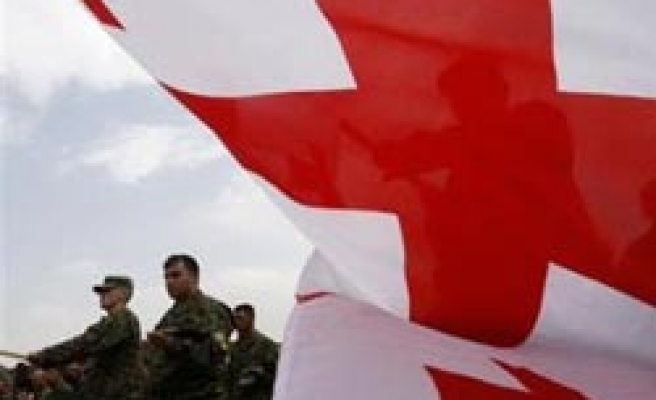 Georgia to send troops for Afghanistan occupation