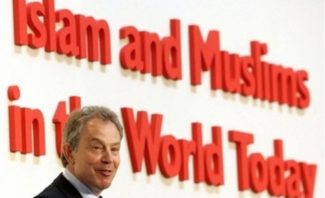 After spying row, Blair wants 'home-grown' imams from UK universities