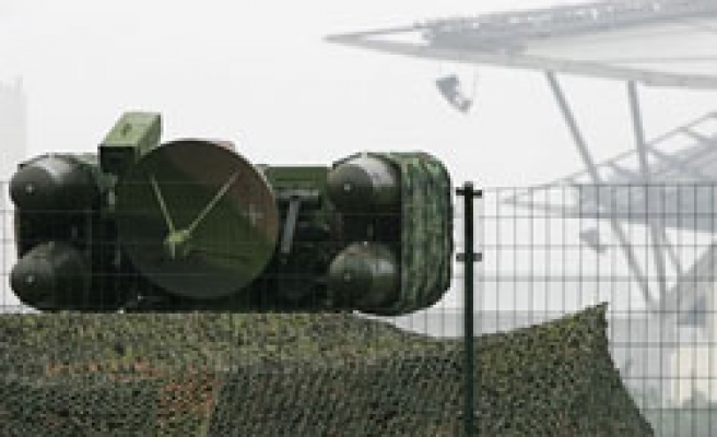 US lays out concerns over Turkish-Chinese missile deal