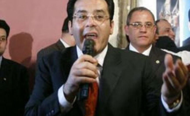 Egypt's Nour says will not be head of Ghad party