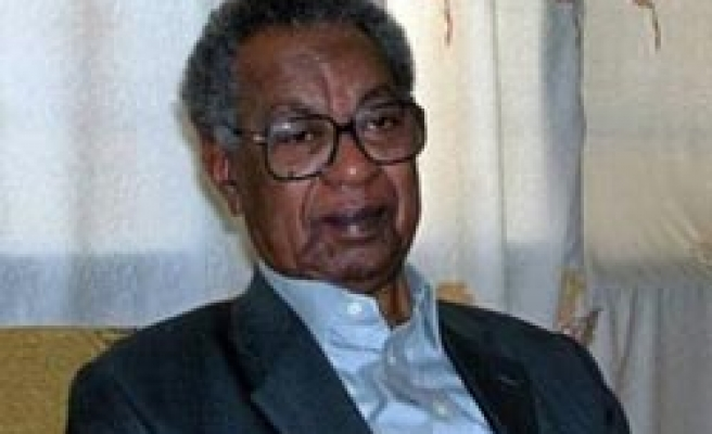 President leads mourning for Sudanese author Salih