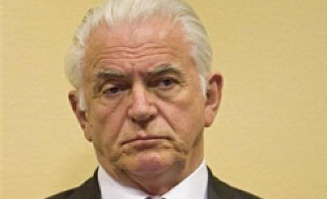 Yugoslav ex-general freed early by war crimes court