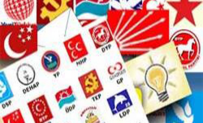Turkish parties submit candidate lists