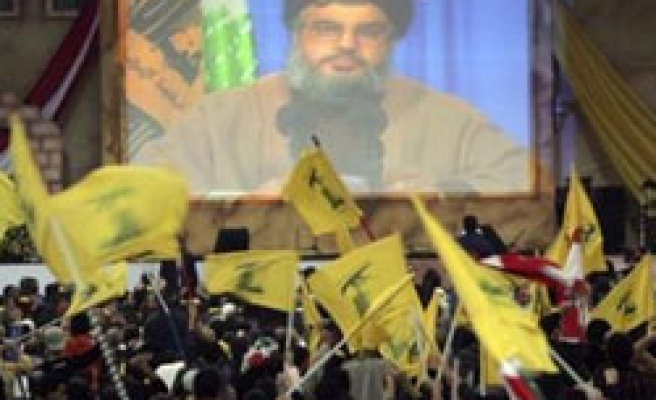 Hezbollah: Israeli strikes sought to help Sunnis