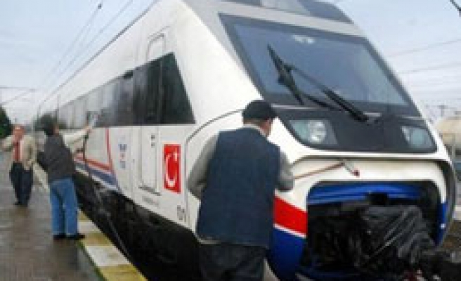 Turkey's high-speed trains carry one mln passengers