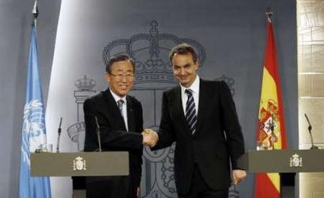 UN Moon: Full support for Alliance of Civilisations initiative