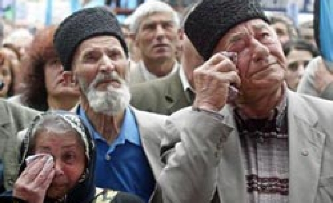 69th Anniversary of Crimean Tatar deportation commemorated