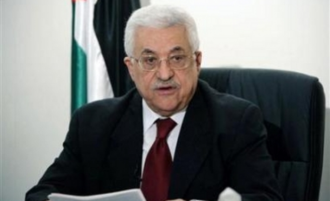 Abbas: Sanctions needed for Israel