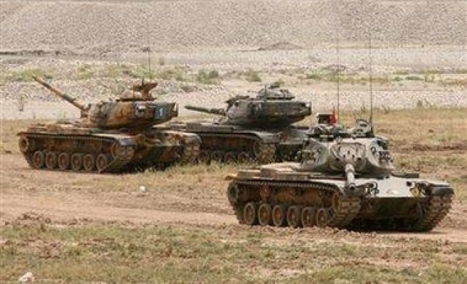Turk army says will respond to attacks