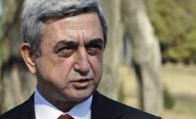 Armenian jails opposition editor over 2008 protests