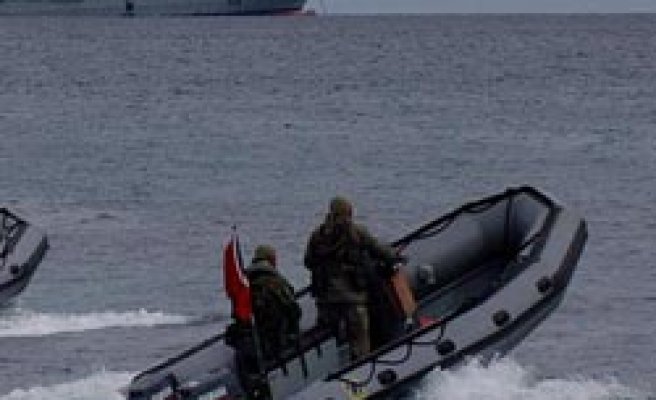 Turkish govt seeks extension of anti-piracy Somalia mandate