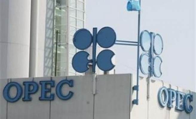 OPEC finance ministers to meet in Austria Wednesday