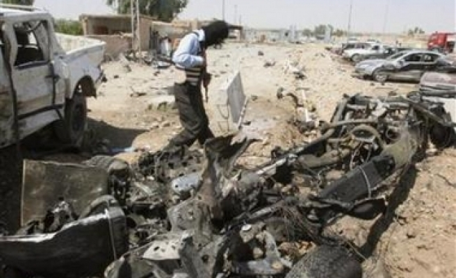 Bomber kills 7, wounds 50 in Tikrit