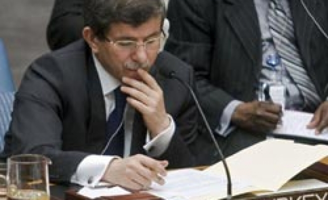 Turkey at UNSC faced busy diplomacy traffic in 2009