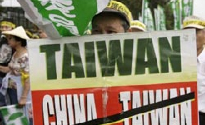 Taiwan rejects referendum petition on China trade deal