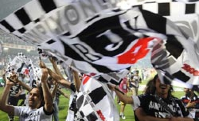 Turkey's Besiktas to play with Faroe Islans team in UEFA Europa League
