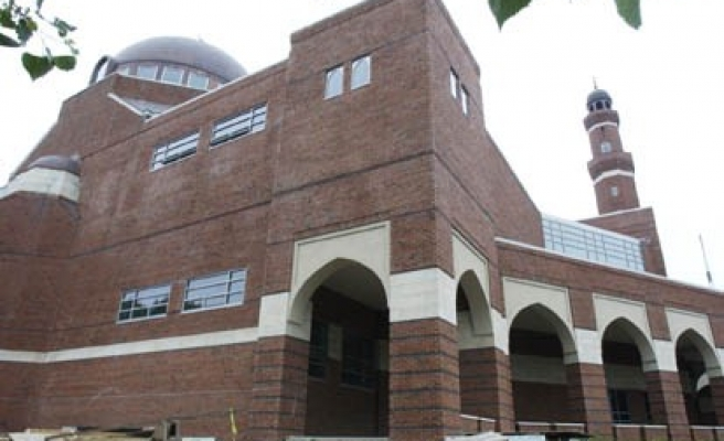 Boston Mosque Opens in the end