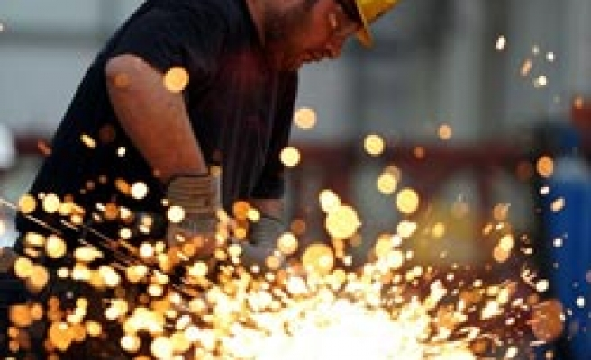 Turkey's industrial output drops sharply in July