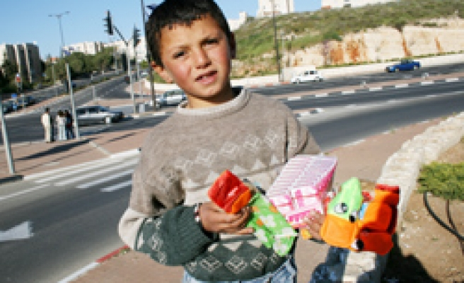 Poverty lead to 'lost generation' in Palestine