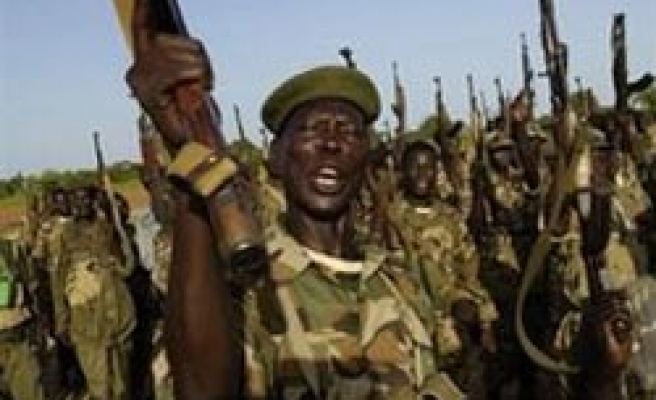 South Sudan army retakes town from rebels