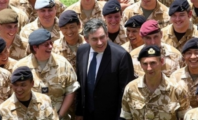 Britain 'on course' to hand over Basra base