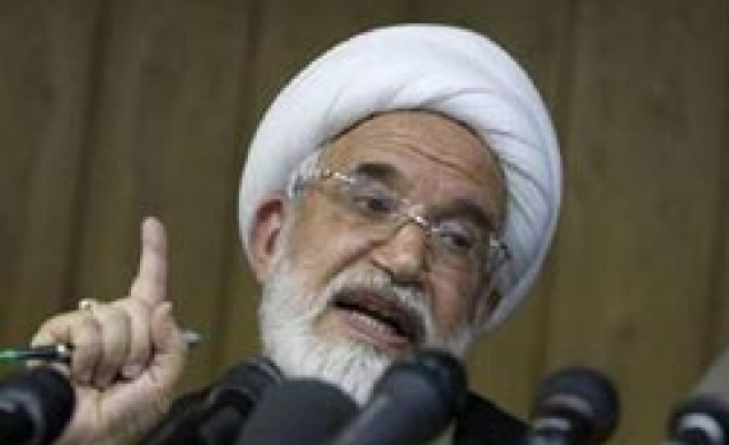 Karoubi calls for referendum for Iran's political solution