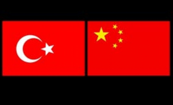 Turkish official meets Chinese envoy over trade ties