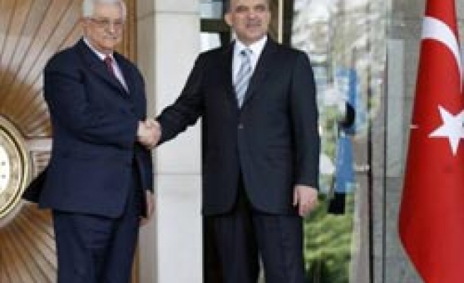 Turkey's Gul cancels meeting with Palestinian Abbas