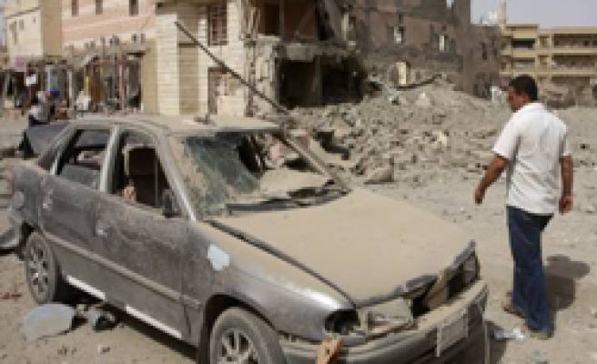 Nearly 50 killed as violence flares in Iraq- UPDATED