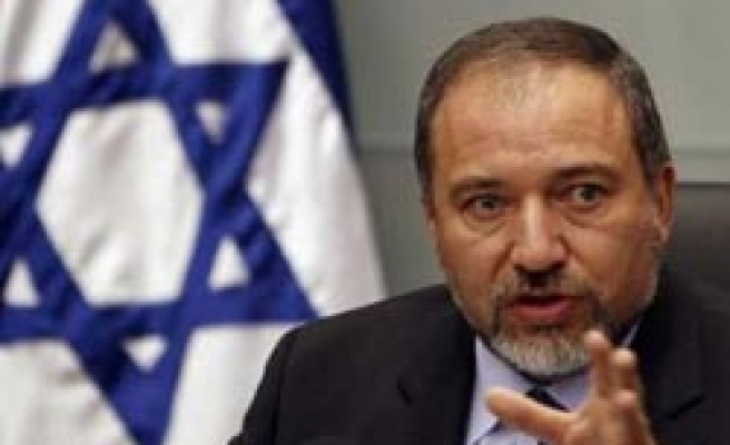 Israel's Lieberman back in government- UPDATED