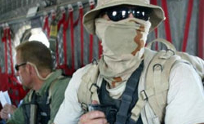 Iraq confiscates foreign contractors arms after US court rule