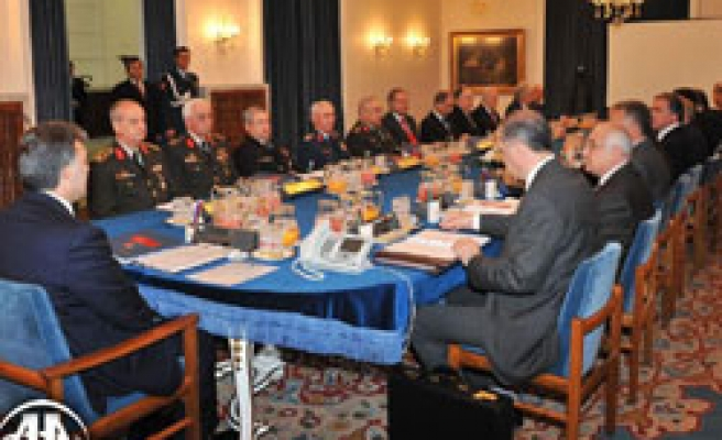Turkey's National Security Council to meet next week