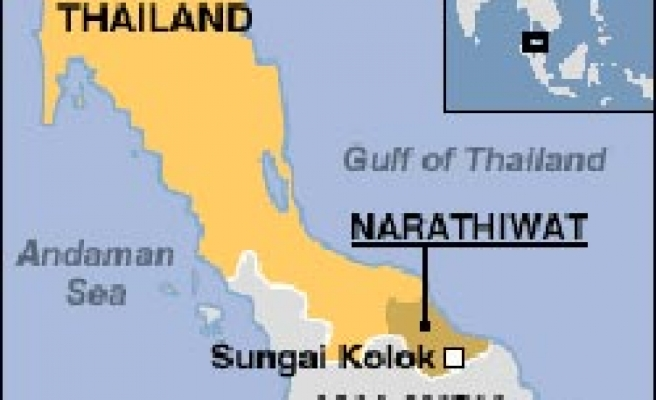 Fighter, soldier killed in Narathiwat in Thai's south