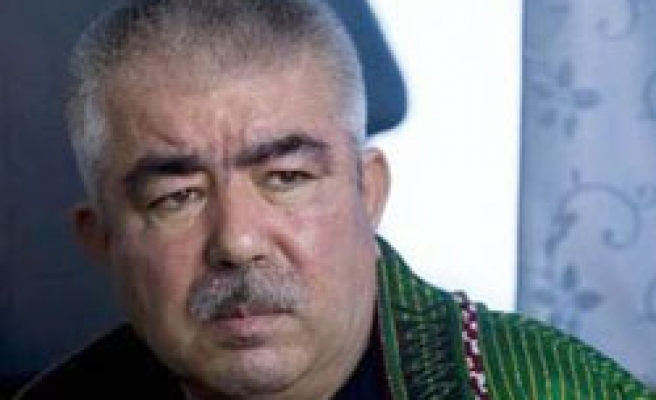 General Dostum apologizes to Afghan people