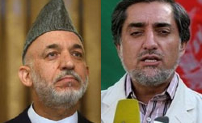 Karzai heads as Afghan election still undecided