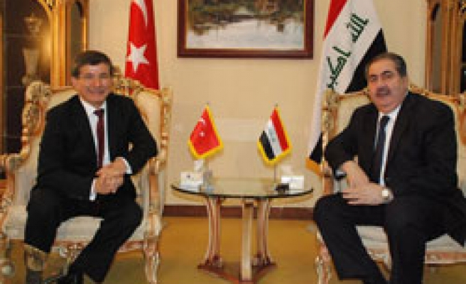 Turkish FM proposes tripartite security mechanism with Iraq, Syria