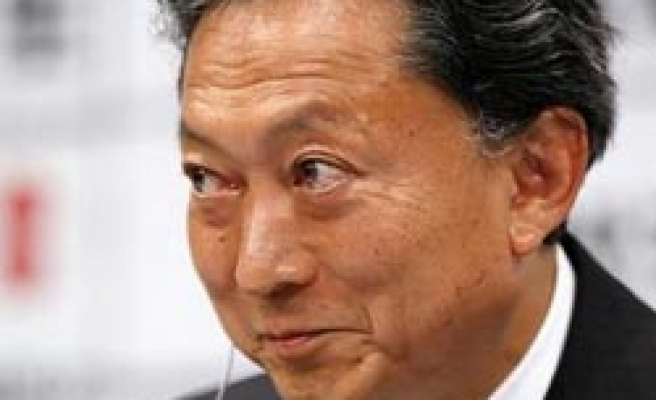 Japan's next leader says may form cabinet on Sept 16 or 17