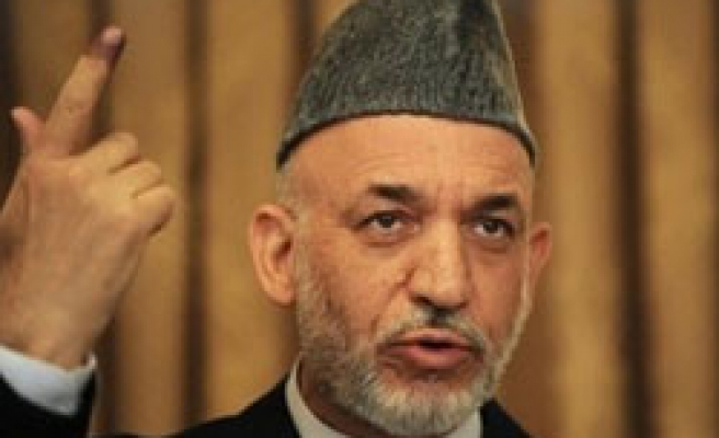 Ex-allies Karzai, US at odd after election