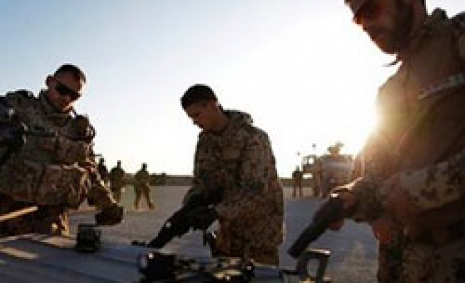 Germany hands over security post in Afghanistan