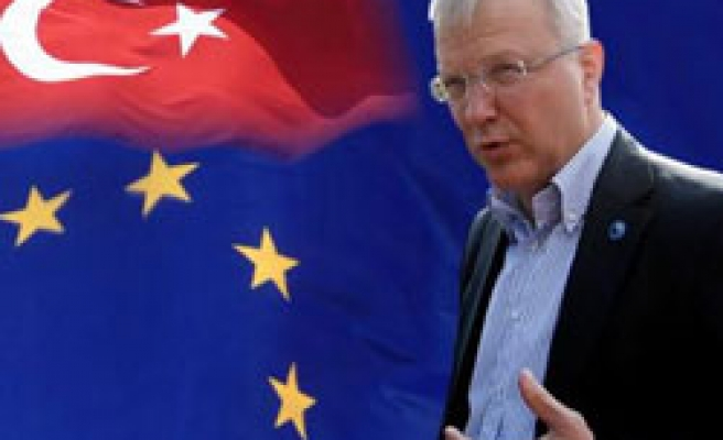EU says has common interests with Turkey in Caucasus