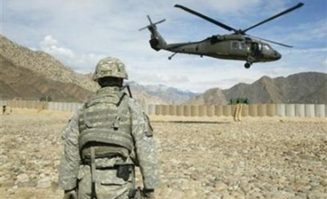 US-led forces kills 7 Afghan children and fighters