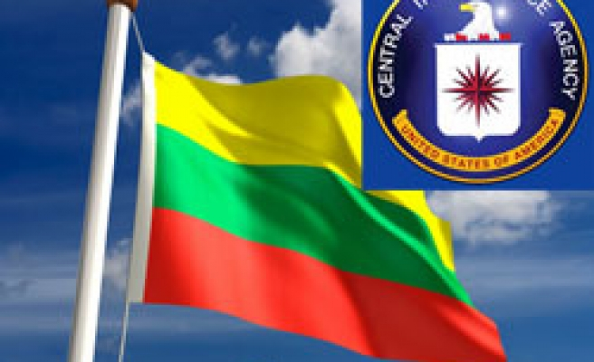 Lithuania presses US to say whether it tortured prisoners there