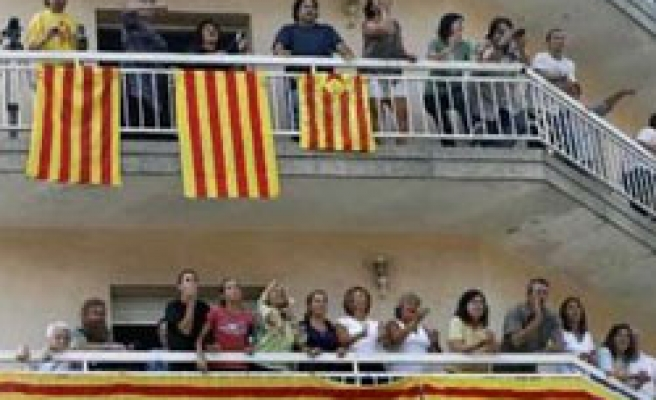 Catalans vote for independence from Spain