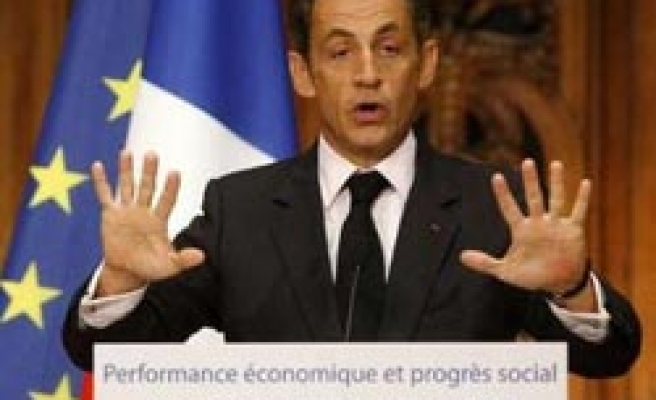 France's Sarkozy threatens to walk out G20 summit