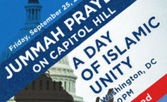 US mosque calls on Americans for first nationwide prayer